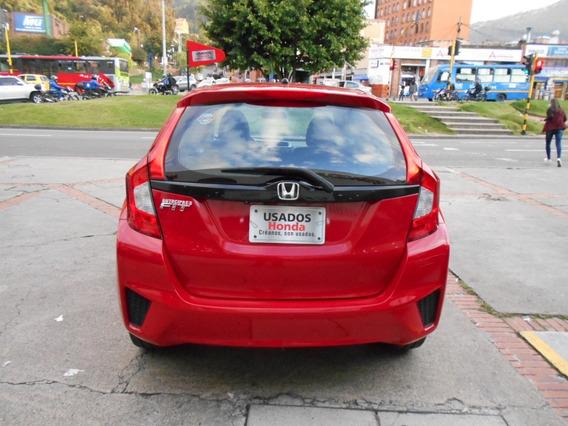 Honda Fit Ex Aut 2016 Ixv 369