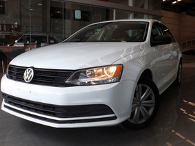 Volkswagen Jetta 2.0 2016 Blanco