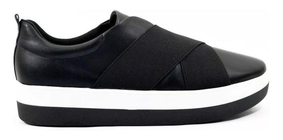 Zapatillas Mujer Negras Piccadilly 982001 Importadas