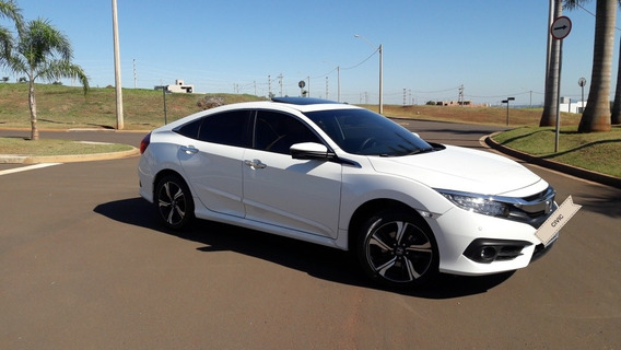 Honda Civic 1.5 Touring Turbo Aut. 4p 2018