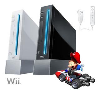 Nintendo Wii, 50 Juegos, 2 Controles, 2nunchuk