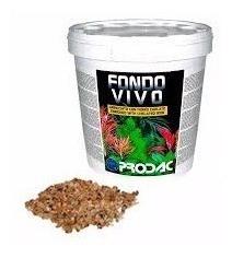 Substrato Fertilizante Prodac Fondovivo 10l (8 Kg)