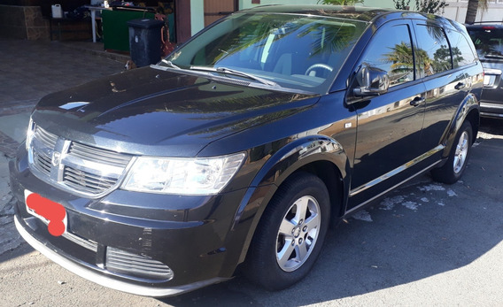 Dodge Journey Se 2010 Gas/gnv 105.000km
