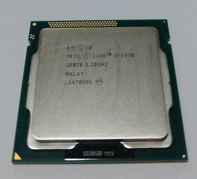 Processador Intel Core I5 3470 Socket 1155