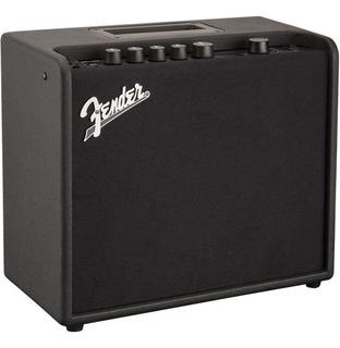 Amplificador Para Guitarra Fender Mustang Lt25