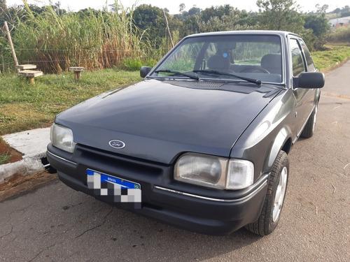 Ford Escort Guia