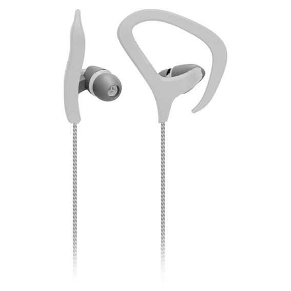 Fone De Ouvido Auricular Fitness Branco