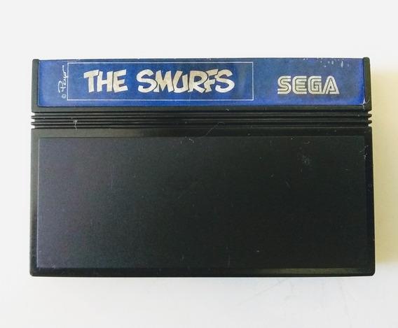 The Smurfs (original) Master System Raro !