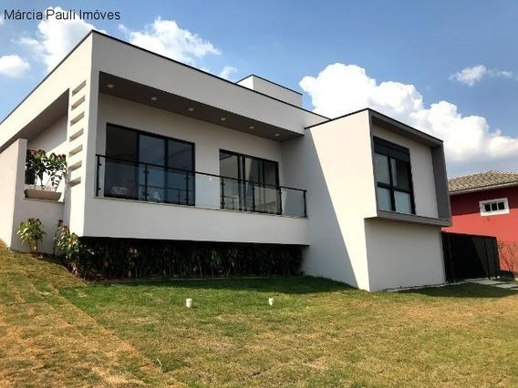 Casa No Condomínio Vivendas Do Japi Na Divisa De Jundiaí/itupeva. - Ca03001 - 34787863