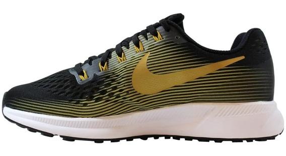Zapatillas Nike Air Zoom Pegasus 34 Mujer Running 880560-009