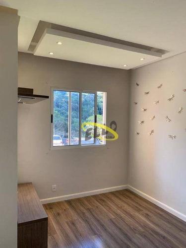 Apartamento À Venda, 46 M² Por R$ 175.000,00 - Jardim Petrópolis - Cotia/sp - Ap1271