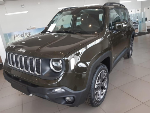 Jeep Renegade 1.8 Longitude Flex Aut. 5p 2020/2020 0km