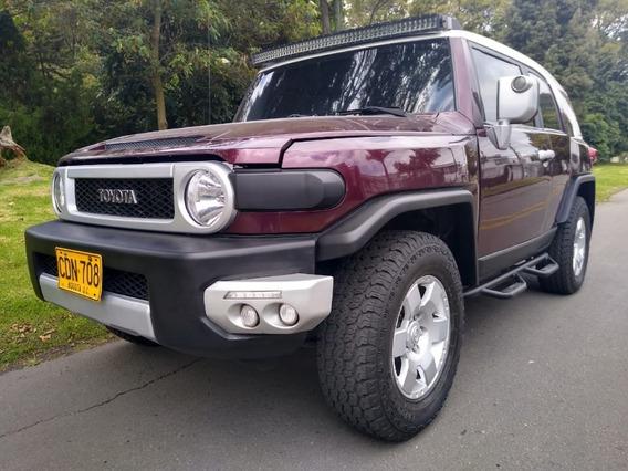 Toyota Fj Cruiser Trd Mecanica 4x4 Full Equipo