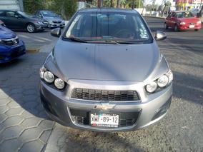 Chevrolet Sonic 4 Ptas Paq. E Aut.