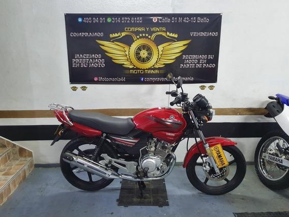 Yamaha Libero 125 Mod 2016 Al Día Traspasó Incluído