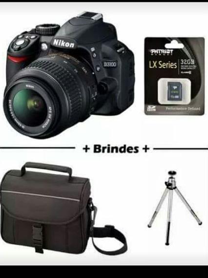 Camera Profissional D3400