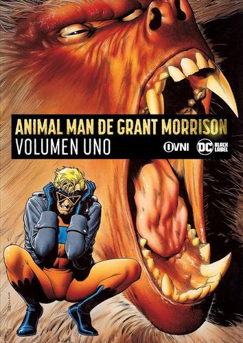 Imagen 1 de 1 de Cómic, Dc,  Animal Man Vol. 1 Ovni Press