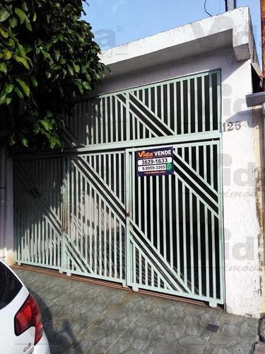 Casa Térrea À Venda Em Pestana  -  Osasco - 21282