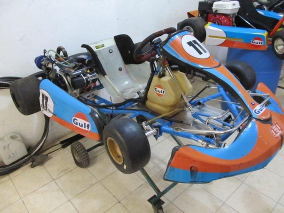 Go Kart Formula Mundial Chasis Tony Kart