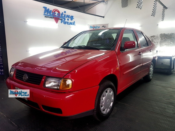 Volkswagen Polo Classic 1.9 Sd Aa