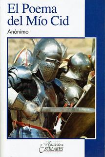 Libro El Poema Del Mio Cid Apuntes Escolares
