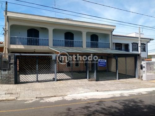 Casa Com Elevador Jardim Eulina Em Campinas - Ca00817 - 69020742