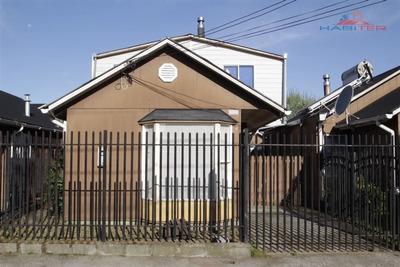 Casa En Venta De 5 Dorm. En Temuco