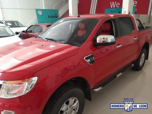 Ford Ranger Xlt 2.5 2015 Impecable!