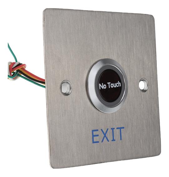 Ir 304 Aço Aço No Tocar Switch W / Backlight Led Para Saí