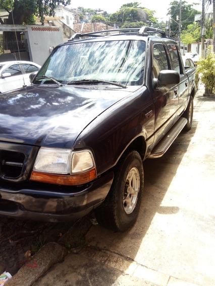 Ranger Xlt 2.5 Cab.dupla 4x4 Turbo Diesel