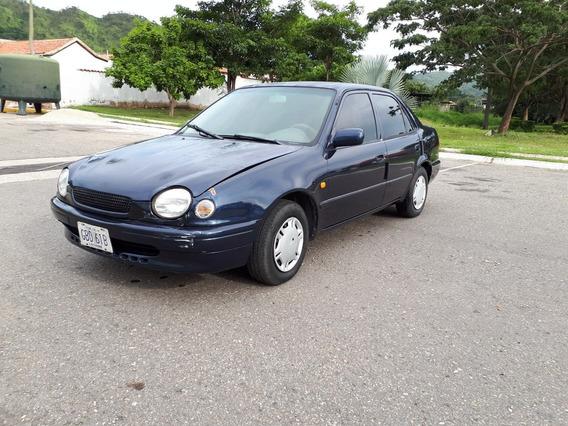 Toyota Corolla Corolla Año 2000