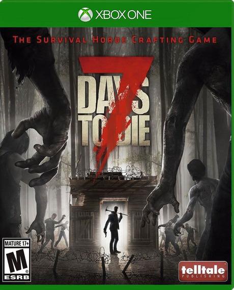 7 Days To Die - Xbox One - Nuevo