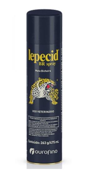 Lepecid Matagusano Cicatrizante Repelente X 475 Ml Ourofino