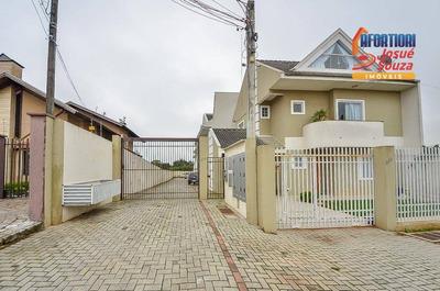 Sobrado Com 3 Dormitórios À Venda, 125 M² Por R$ 490.000 - Fazenda Velha - Araucária/pr - So0932