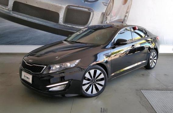 Kia Optima 2.4 Ex Y556 Gasolina Automático 2013