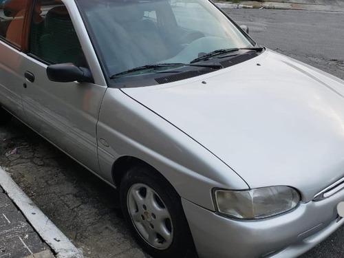 Imagem 1 de 8 de Ford Escort Glx