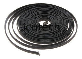 Nylon Malla Cubre Cables 5mm X1metro Impresora 3d Prusa