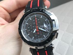 Relógio Tissot T-race Moto Gp Automatic T092.427.27.201.00