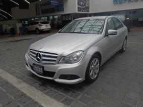 Mercedes-benz C Class 4p C 180 Cgi Aut