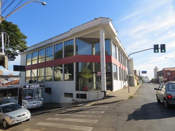 Prédio Para Alugar, 1190 M² Por R$ 20.000,00/mês - Centro - Piracicaba/sp - Pr0011