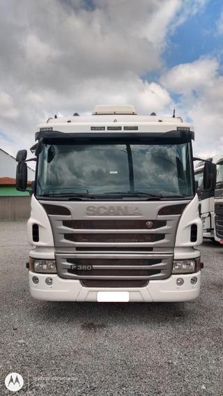 Scania P360 Trucada Automática