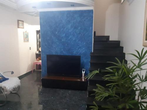 Imagem 1 de 30 de Sobrado Com 04 Dormitórios E 437 M² A Venda No Jardim Peri, São Paulo   Sp. - Sb493216v