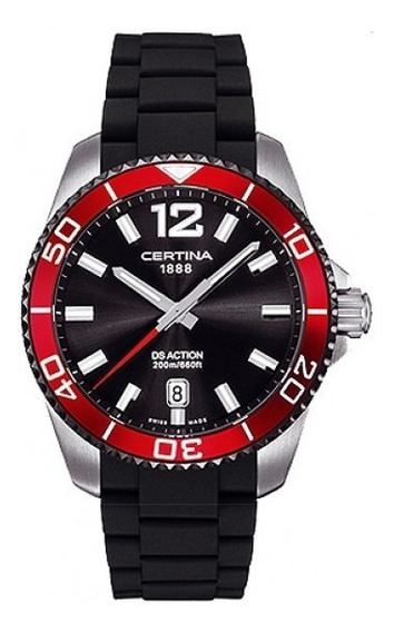 Relógio Certina Action Ds Swiss Made C013.410.27.057.00