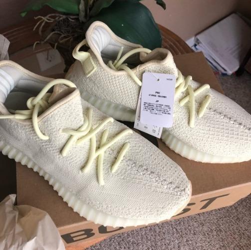 Tênis adidas Yeezy Boost V2 350 Butter
