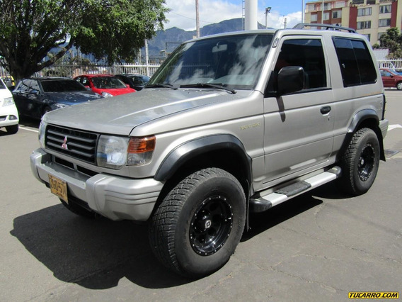Mitsubishi Montero Hartop