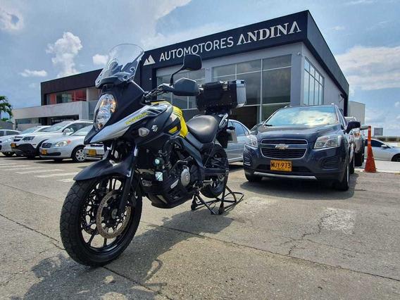 Suzuki Vstrom 650 At Mecánica 2018 650 83e