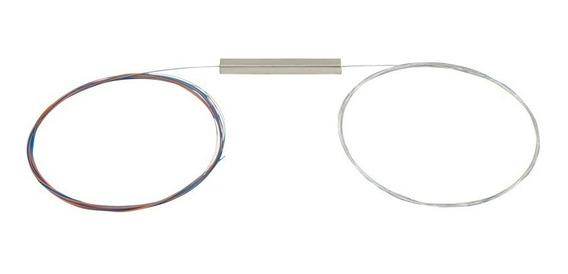Splitter Optico Intelbras 1x8 Xfs180 (desencapado) Plc