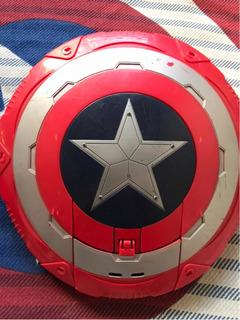 Escudo Nerf Capitan America Hasbro Modelo 1!!!
