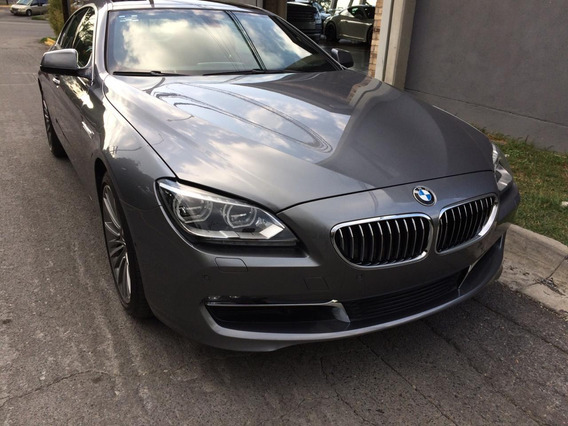 Bmw Serie 6 650 Grand Coupe 2015