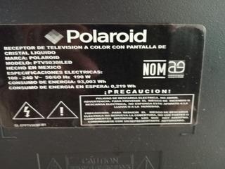 Pantalla Polaroid Smartv 55 Pulgadas Para Refacciones